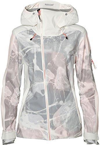 Oneill Jones Contour Jacket 8P5004-8900 Damen-Snowboardjacke Grey Gr. S