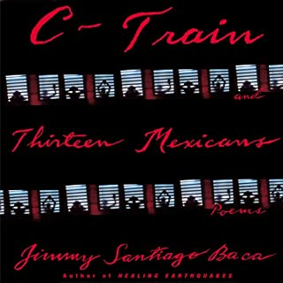 C-Train and Thirteen Mexicans audiobook cover art