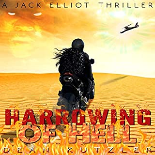 The Harrowing of Hell audiobook cover art