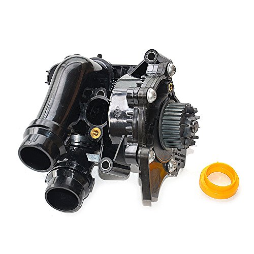 Wasserpumpe Thermostat-Montage Passend für Golf Jetta GTI Passat Tiguan 1.8T 2.0T 06H121026BA 06H121026CF 06H121026AB