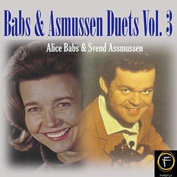 Babs & Asmussen Duets, Vol. 3