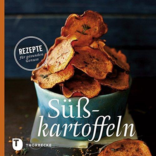 Thorbecke<br />Süßkartoffeln: Rezepte für gesunden Genuss - jetzt bei Amazon bestellen