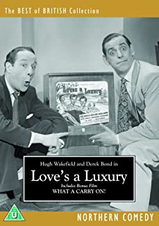 Love's A Luxury / What A Carry On!