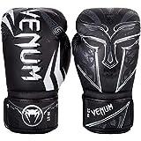 Venum Gladiator 3.0 - Guantes de Boxeo, Unisex Adulto, Color Negro/Blanco,...