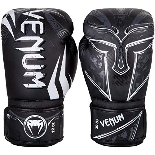 Venum Gladiator 3.0 Boxhandschuhe - Schwarz/Weiß - 10 Oz