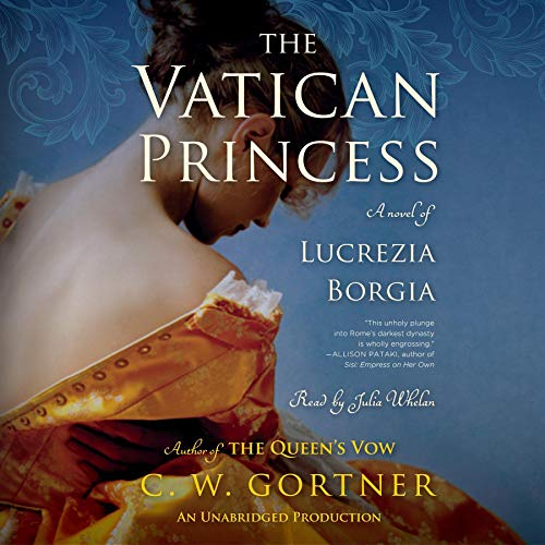 The Vatican Princess cover art