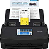 Fujitsu ScanSnap iX1600 Versatile Cloud Enabled Document Scanner for Mac or PC, Black