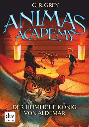 Animas Academy – Der heimliche König von Aldemar , Band 2 (Die Animas Academy-Reihe)