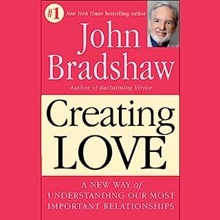 Creating Love audiobook cover art