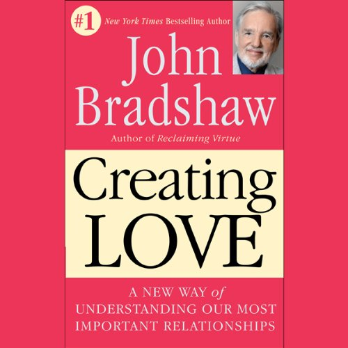 Creating Love audiobook cover art