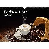 Kaffeezauber DIN A3 Kalender 2020 Kaffee - Seelenzauber