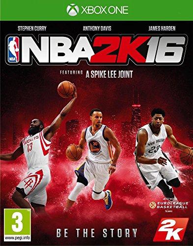 NBA 2K16 XONE MIX