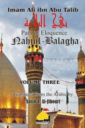 Nahjul Balagha Volume 3