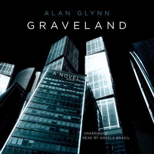 Graveland audiobook cover art