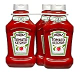 Product of Heinz Tomato Ketchup, 3 pk./44 oz. [Biz Discount]