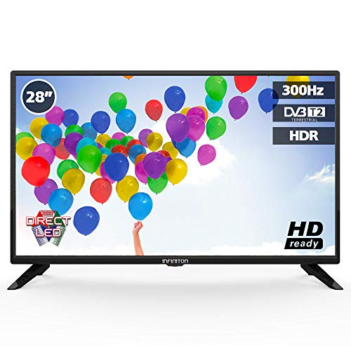 TV LED 28' INFINITON HD Ready - HDMI, 500Hz, Modo Hotel