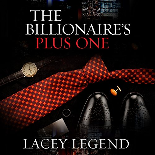 The Billionaire's Plus One audiobook cover art