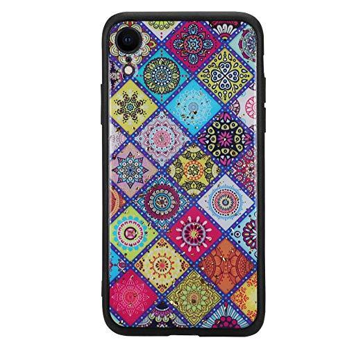 『カバー、快適な手触りの電話ケース、TPU素材の衝撃吸収性デザインにより携帯電話を保護(iphone XR)』の1枚目の画像
