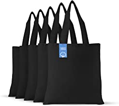 Best 100 cotton canvas tote bags Reviews