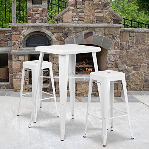 Flash Furniture 30'' High Backless Outdoor Barstool
