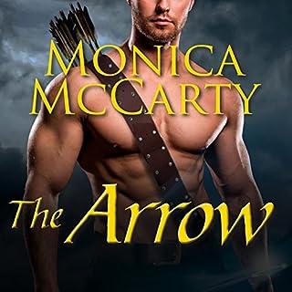 The Arrow audiobook cover art