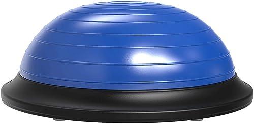 CYT Yoga Vague Vitesse Balle épaississement Anti-déflagrant ménage Balle Semi-Circulaire équilibre Balle Fitness Femmes Enceintes spéciales