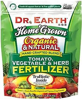 دکتر کیسه آلی 5 کود گوجه فرنگی ، سبزیجات و گیاهان دارویی