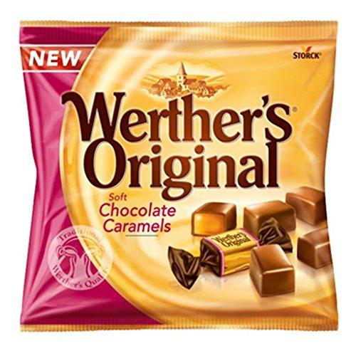 Werther's Original Soft Chocolate Caramels