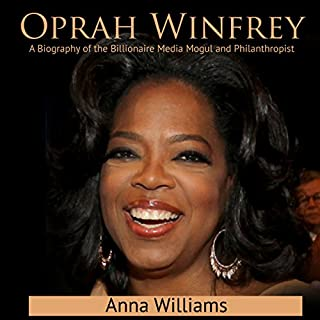 Oprah Winfrey: A Biography of the Billionaire Media Mogul and Philanthropist audiobook cover art