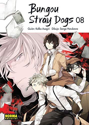 BUNGOU STRAY DOGS 08