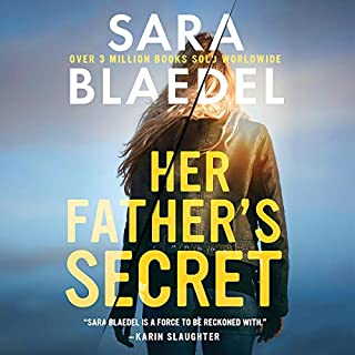Her Father's Secret                   Written by:                                                                                                                                 Sara Blaedel                               Narrated by:                                                                                                                                 Molly Parker Myers                      Length: 7 hrs and 34 mins     Not rated yet     Overall 0.0