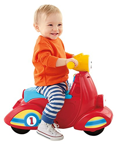 Big Save! Fisher-Price Laugh & Learn Smart Stages Scooter
