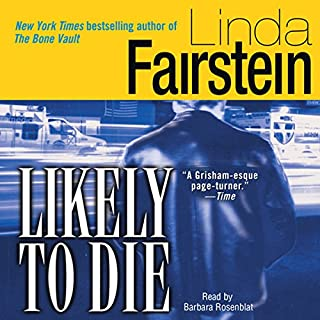Likely to Die audiobook cover art