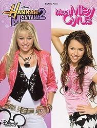 Hannah Montana 2 / Meet Miley Cyrus - Big Note Piano - Partitions