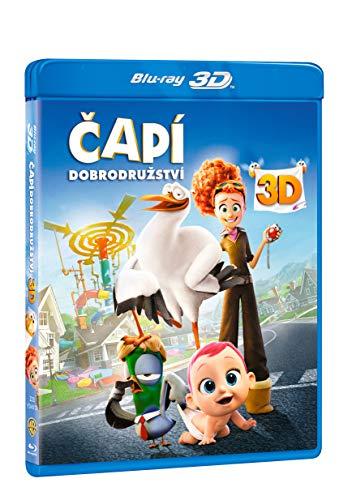 Capi dobrodruzstvi 2BD (3D+2D) / Storks (Tschechische Version)