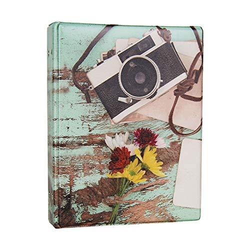 Álbum de Fotos Aquarela Câmera para 500 fotos 10x15-151577