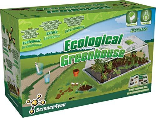 Science4you - Invernadero - Juguete Educativo y científico