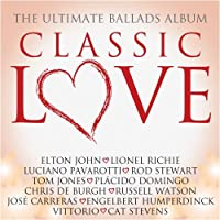 Ultimate Ballads Album Classic Love