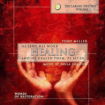 Healing: He Sent His Word