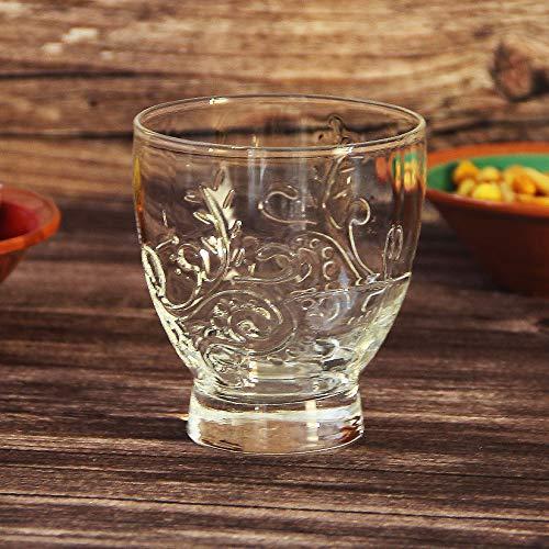 Royal Leerdam Vaso Agua 300cc x 6 (Cristal)