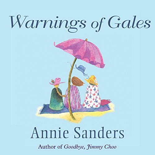 Warnings of Gales audiobook cover art