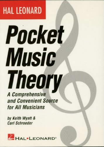 Hal Leonard Pocket Music Theory: A Comprehensive and Convenient Source for All Musicians (English Ed...