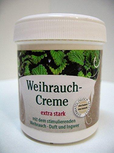 Weihrauch Creme extra stark - 3er Sparset - 360 ml