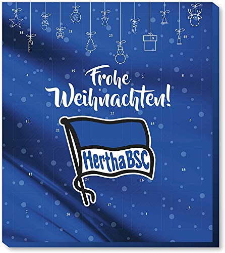 Hertha BSC Berlin Kuschelsocke Socken One Size HBSC Fanartikel