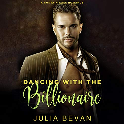 Dancing with the Billionaire audiobook cover art