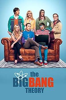 The Big Bang Theory Season 12  24inch x 36inch/60cm x 90cm  Waterproof Poster No Fading