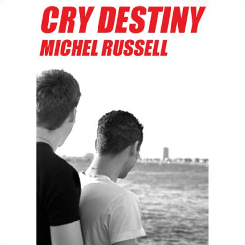 Cry Destiny audiobook cover art