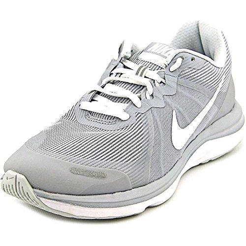 Nike Wmns Dual Fusion x 2, Zapatillas de Running Mujer, Gris
