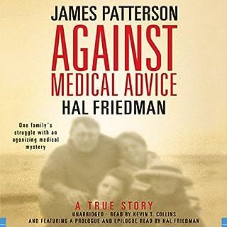 Against Medical Advice audiobook cover art