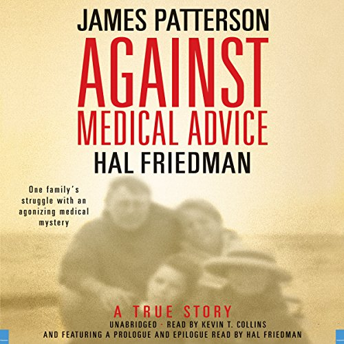 Against Medical Advice audiobook cover art